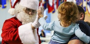 good age to tell kids about Santa